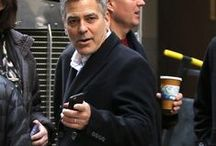 George Clooney Fashion Style / #GeorgeClooney #Fashion #Outfits #Style #Celebrity #Looklive