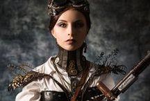 Old world / steampunk