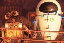 Wall-E / My favorite animated movie