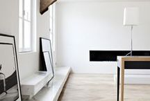 INTERIOR - Dream Home / Interior : contemporary modern ,classic, eclectic , monochrome apartment