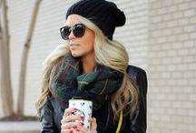 Styles I love : Winter / Fall