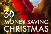 Thrifty Christmas / thrifty christmas ideas
