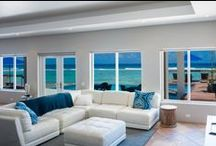 """PRESENT MOMENT VILLA / Luxury Caribbean Rental Villa.  """"Present Moment"""" is part of Luxury Cayman Villa's exclusive collection of private oceanfront vacation rental villas in Grand Cayman."""