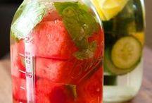 Healthy Drinks / by Sherldine Tomlinson