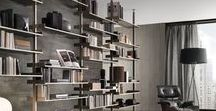 NIDO bookcase & wall units / Bookcases, shelving & media storage