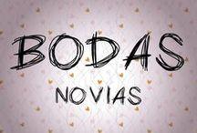 Bodas: Novias / looks, peinados, ideas para novias