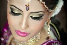 OTHER CULTURE MAKEUP: WEDDING