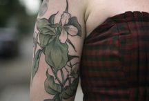Tattoos - inspiration / Express yourself :-)