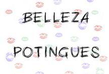 Belleza: potingues y pringues