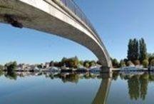 Canal du Nivernais / Pour les amoureux de paysages préservés, naviguez sur le Canal du Nivernais ou suivez sa véloroute ! (175km)