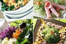 Comidas saudáveis (tudo de bom) / Você que curte comidas gostosas. Não precisa ser vegetariano. Conheça outros tipos de comidas. Você vai gostar.  / by Carlos Mauricio Lopes Monteiro