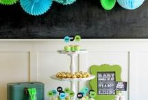 Baby Shower Ideas! / Nifty ideas for clients who are having a baby shower..