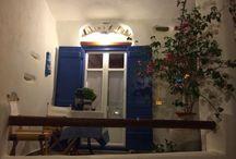 Marpissa Paros / A small village in Paros