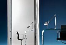 NIDO wall decor / Mirrors, Wall Clocks, Wallpaper