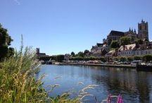 Auxerre et son panorama
