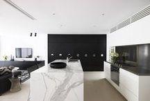 Interiors: Spaces I Love / Interior Design, home decor, minimal home, modern home, interior color trends, interiors.