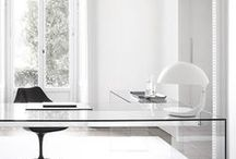 Interiors: Office Spaces / Interior design, office spaces, design, office inspiration.