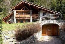 house: Chalet stule