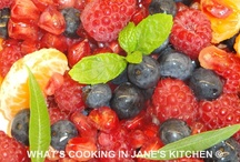 What's Cooking in Jane's Kitchen