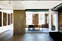 Relative Space / Showroom, Relative Space, specializes in contemporary hardwood flooring and carpet for home and business.
