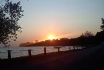 Sylvan Beach Sunsets / Sylvan Beach, NY Sunsets over Oneida Lake