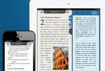Bible Apps / Great resources for having easy access to the Bible.