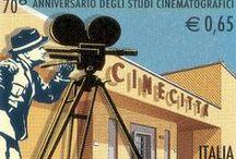 Cinecitta / Legendary Movie Studio In Rome / by JOHN HAROLD OLSON