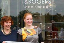 w h o - a r e - w e ? / We are Heleen Hoogenboom and Sanne Bogers