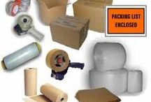 Packaging  / For all your packaging needs: Bubble wrap, corrugated boxes/rolls, kraft paper, masking tape, newspring paper, packing tape, pallet hand wrap, steep/poly strapping & tensioners.