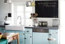 Stylish interiors / Chic homes, stylish kitchens and other decorating inspiration