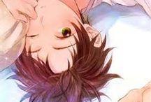 Anime Brown Hair