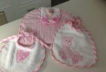 Autour de Bebé / Tricoté main
