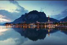 Vivere a Lecco / La provincia di Lecco regala emozioni uniche: ville, parchi, il lago, montagne... essere in città ma immersi nel verde della natura.