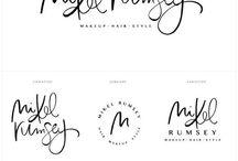 Branding board / Branding board, logos, branding kit