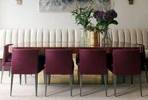 Marsala - Pantone 2015 / Il color del 2015 è il Pantone Marsala. Un elegante mix tra rosso e marrone, caldo e lussuoso, perfetto per l'arredamento.