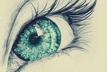 gözler  -  eyes