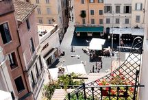 Rome / La città Eterna, Roma. Tanto c'è Tempo è nel cuore dell'Urbe Capitolina, a due passi dal Tevere e da Campo de Fiori.