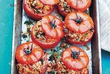 Tomatoes / Are tomatoes the most taken for granted ingredient in our cooking? These are some of our favourite tomato-based recipes / by Sainsbury's Magazine