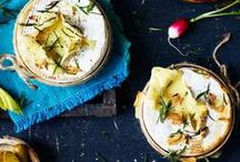 Cheese / From salty halloumi to sweet cheesecakes: here are some of our favourite cheese recipes / by Sainsbury's Magazine