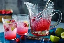 Drinks / Don't leave drinks off your menu! We've got them covered. / by Sainsbury's Magazine