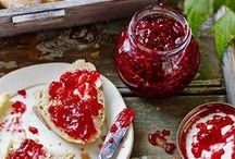 Preserves / Put a lid on your favourite Summer flavours for delicious tastes all year round / by Sainsbury's Magazine