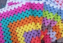 Crochet ~ granny squares