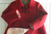 Little ones ~ handmade clothing