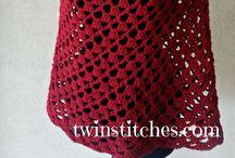 Crochet ~ ponchos, shawls and boleros