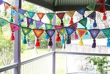 Crochet ~ bunting