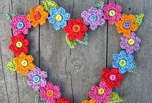Crochet ~ flowers
