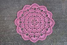 Crochet ~ mandalas, doilies and snowflakes