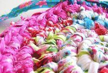 Crochet ~ rag rug