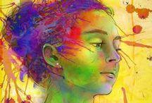 Digital Painting / Personal artwork, see more on  http://pistefix.deviantart.com/ !