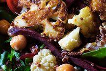 Veggie recipes / Vegetarian and vegan recipes